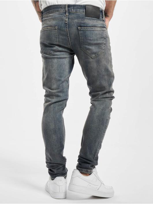 DEF Slim Fit Jeans Wick modrá