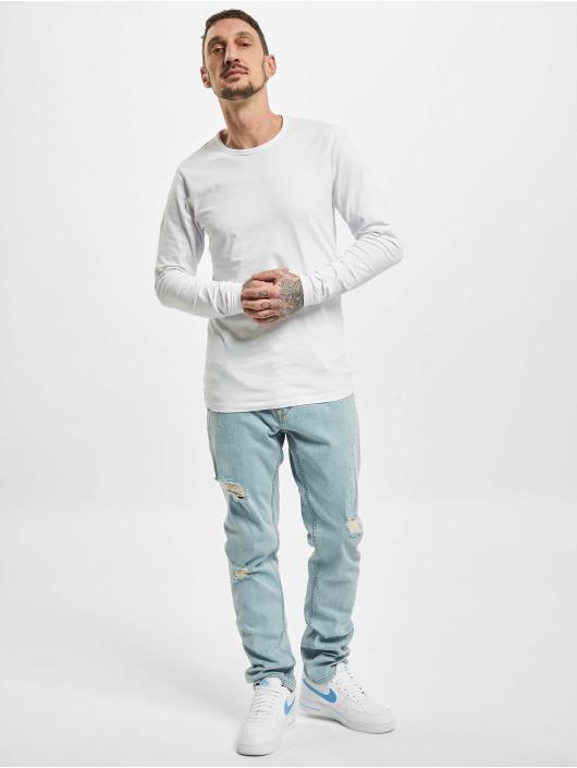 DEF Slim Fit Jeans Noel modrá