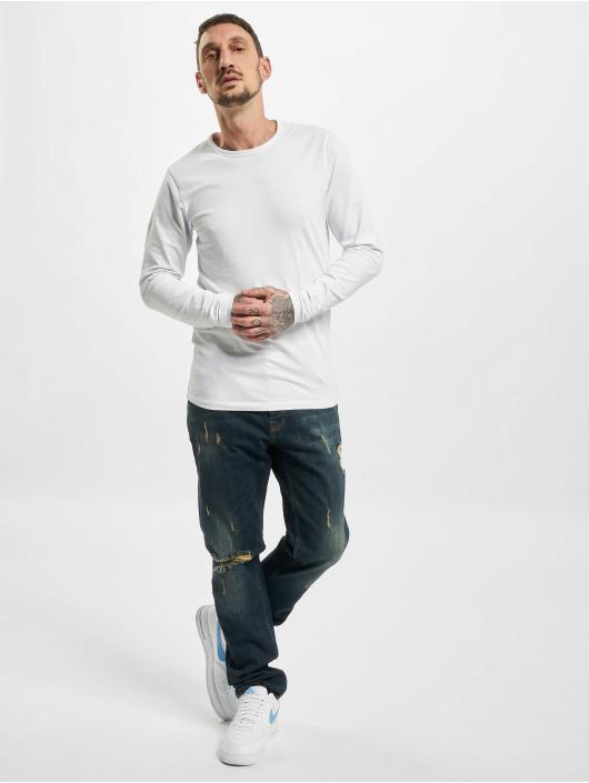 DEF Slim Fit Jeans Canan modrá