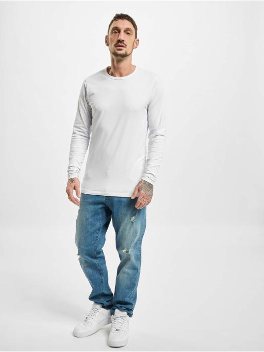 DEF Slim Fit Jeans Aslan modrá