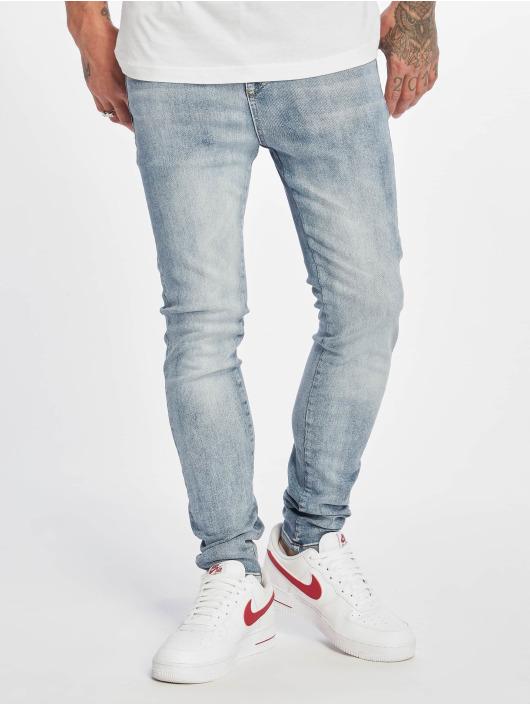 DEF Slim Fit Jeans Hugo modrý