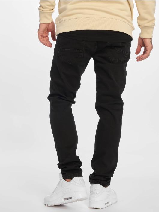 DEF Slim Fit Jeans Finley schwarz