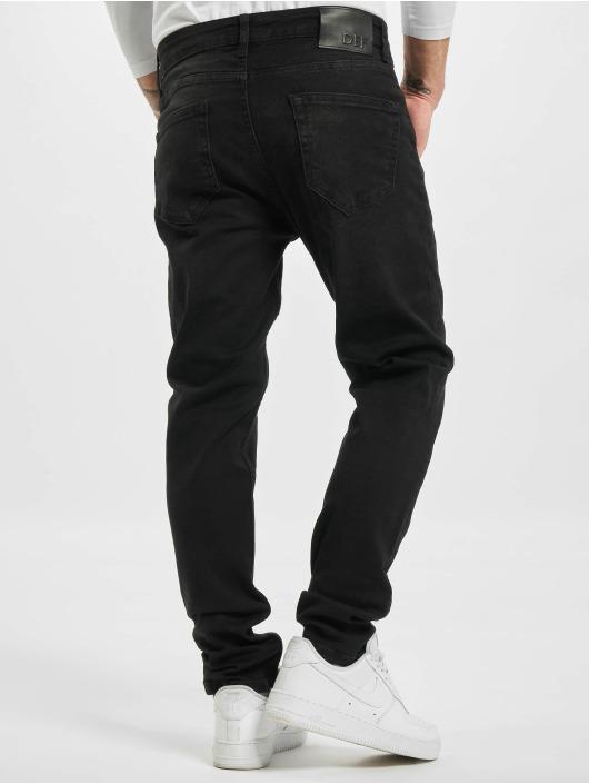 DEF Slim Fit Jeans Rick schwarz