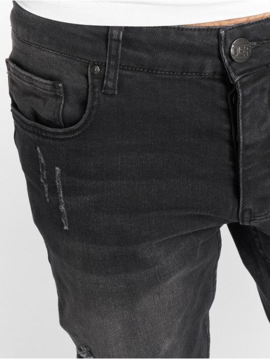 DEF Slim Fit Jeans Mingo schwarz