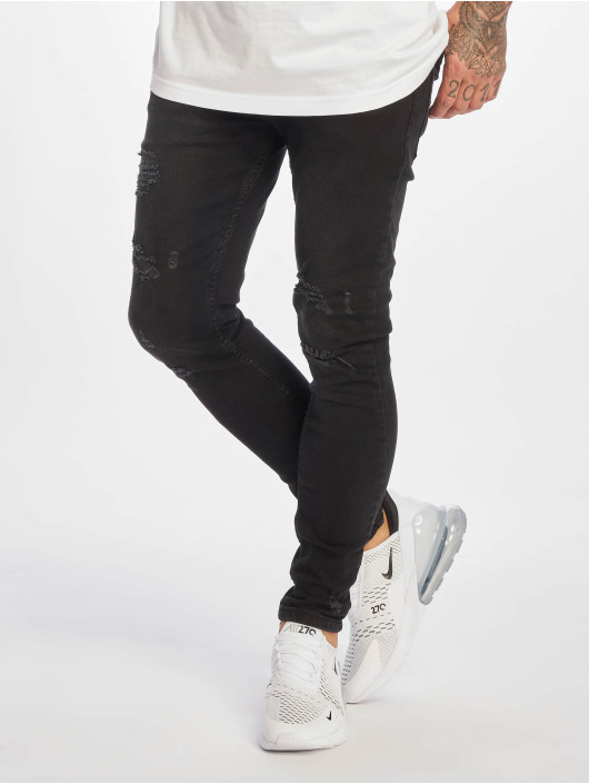 DEF Slim Fit Jeans Rio Slim Fit schwarz