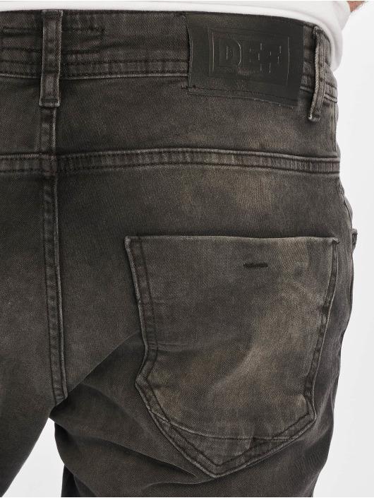 DEF Slim Fit Jeans Antoine schwarz