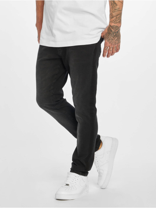 DEF Slim Fit Jeans Kurt schwarz