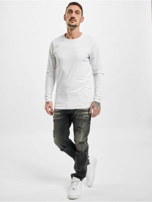 DEF Slim Fit Jeans Flory schwarz