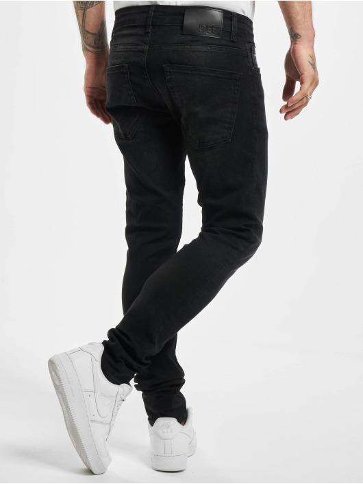 DEF Slim Fit Jeans Levin sort