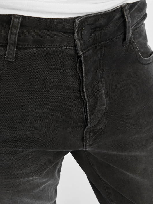 DEF Slim Fit Jeans Raven svart