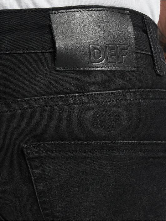 DEF Slim Fit Jeans Levin svart