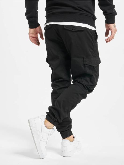 DEF Slim Fit Jeans Pete svart