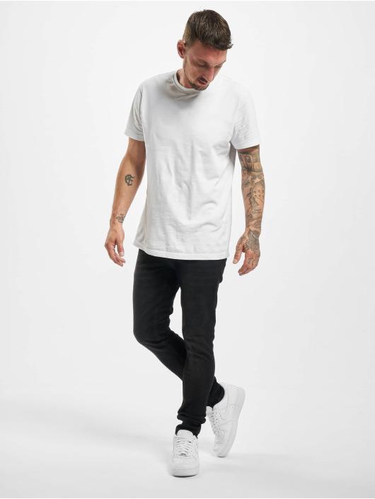 DEF Slim Fit Jeans Levin zwart