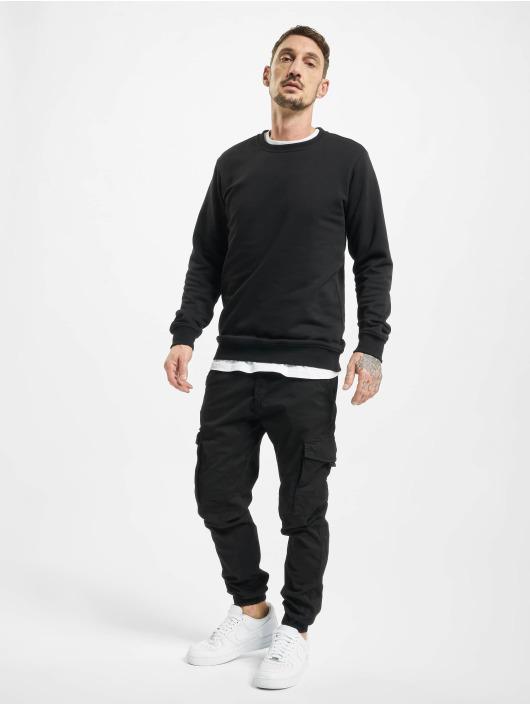 DEF Slim Fit Jeans Pete zwart