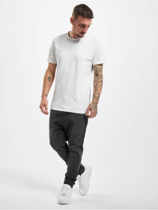 DEF Slim Fit Jeans Mack zwart