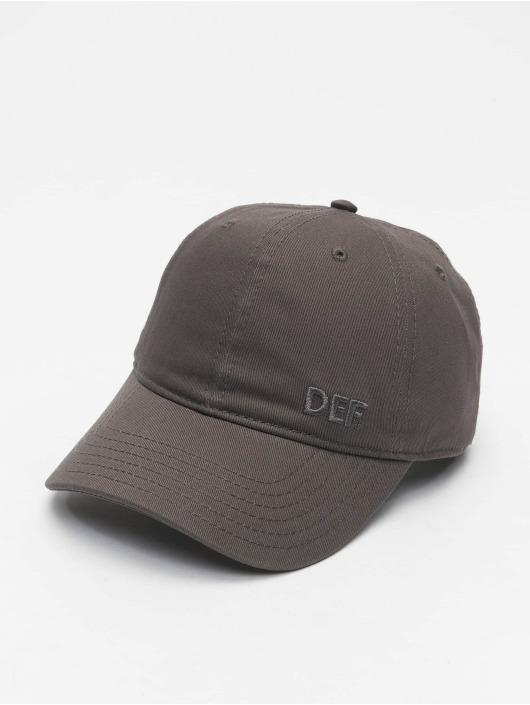 DEF Snapback Caps Daddy szary