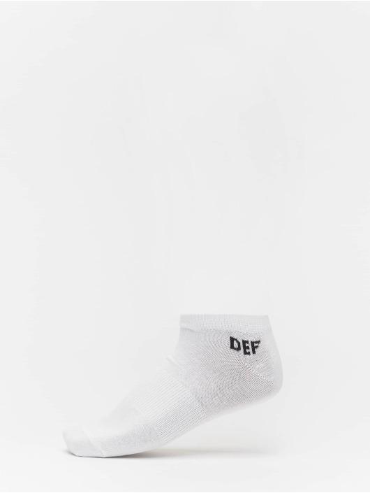 DEF Socks Tesla white