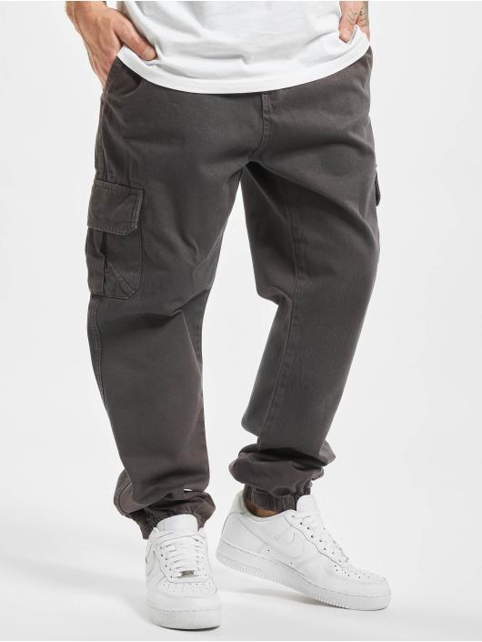 DEF Spodnie Chino/Cargo Otto szary