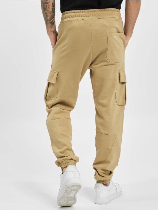 DEF Spodnie do joggingu Ozan bezowy