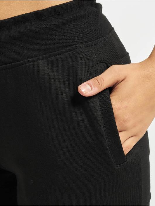 DEF Spodnie do joggingu Chadera czarny