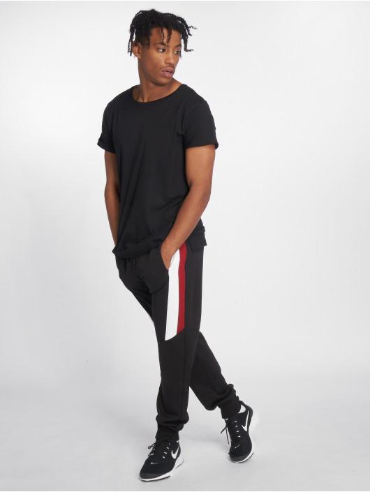 DEF Spodnie do joggingu Cuppy czarny