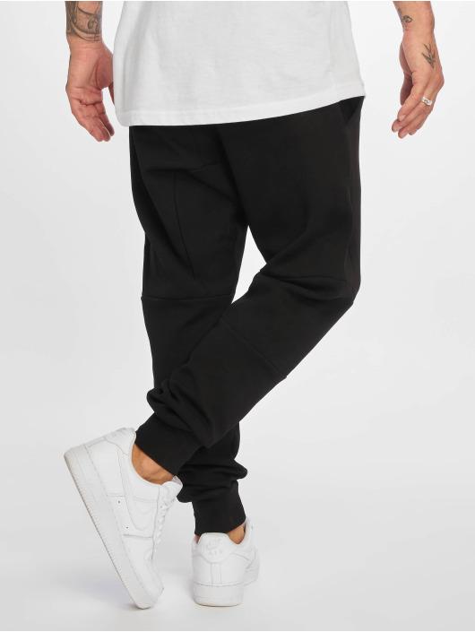 DEF Spodnie do joggingu Rami czarny