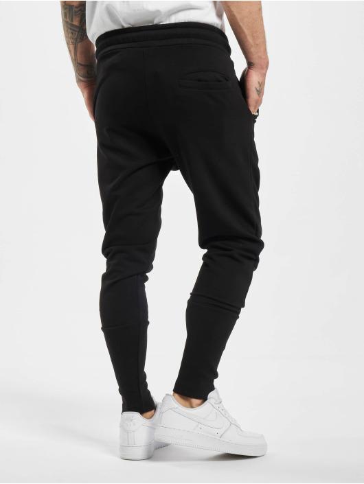 DEF Spodnie do joggingu Cliff czarny