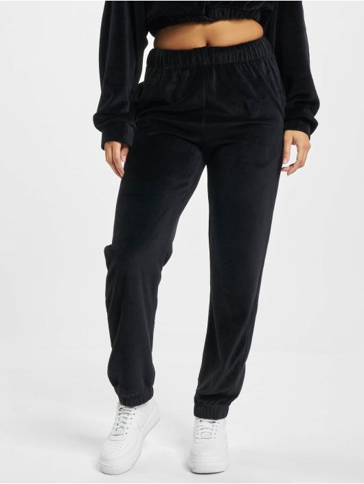 DEF Spodnie do joggingu Gigi czarny