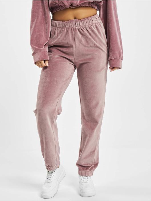 DEF Spodnie do joggingu Gigi fioletowy