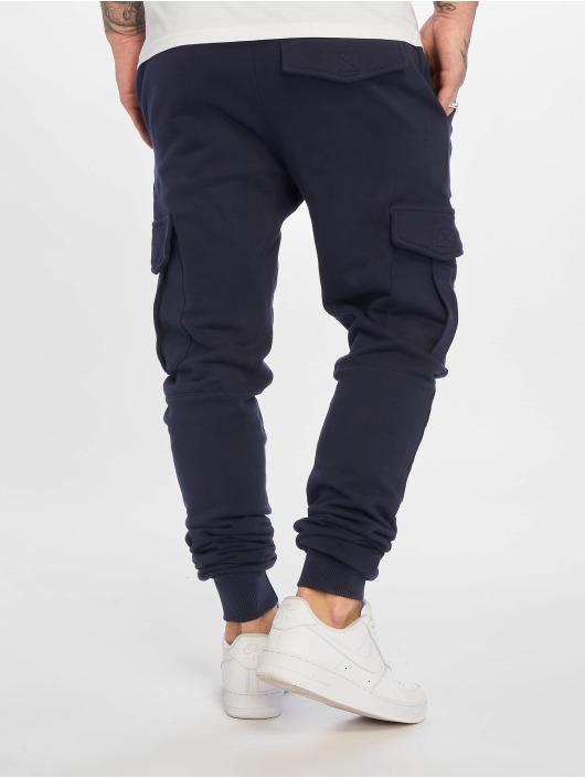 DEF Spodnie do joggingu Gringo niebieski