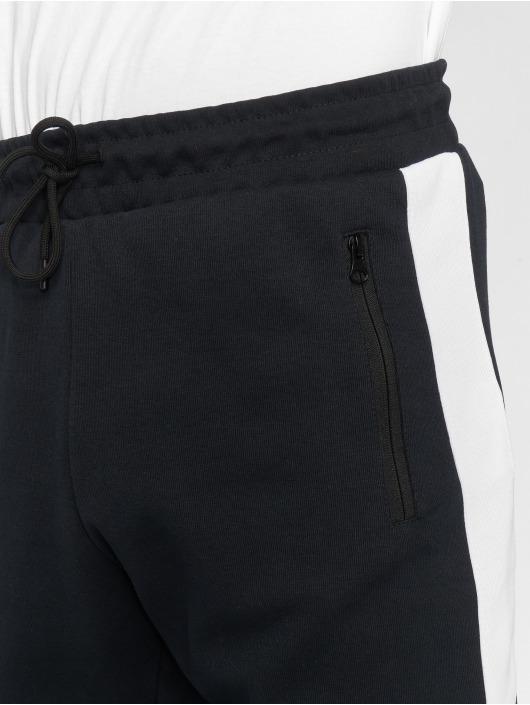 DEF Spodnie do joggingu Bearer niebieski