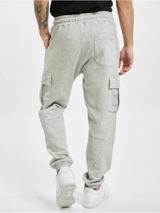 DEF Spodnie do joggingu Ozan szary