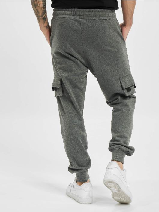 DEF Spodnie do joggingu Fatih szary