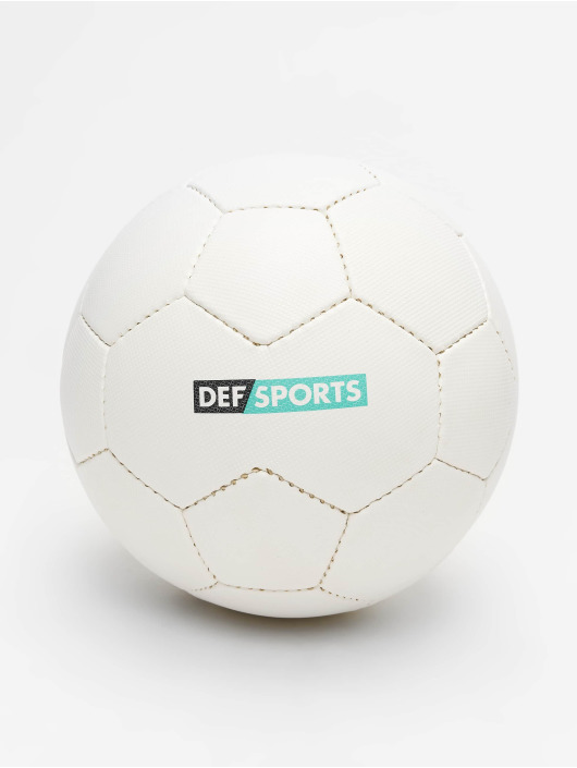 DEF Sports Fotballer DEF hvit