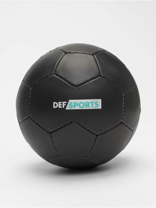 DEF Sports Fotballer DEF svart