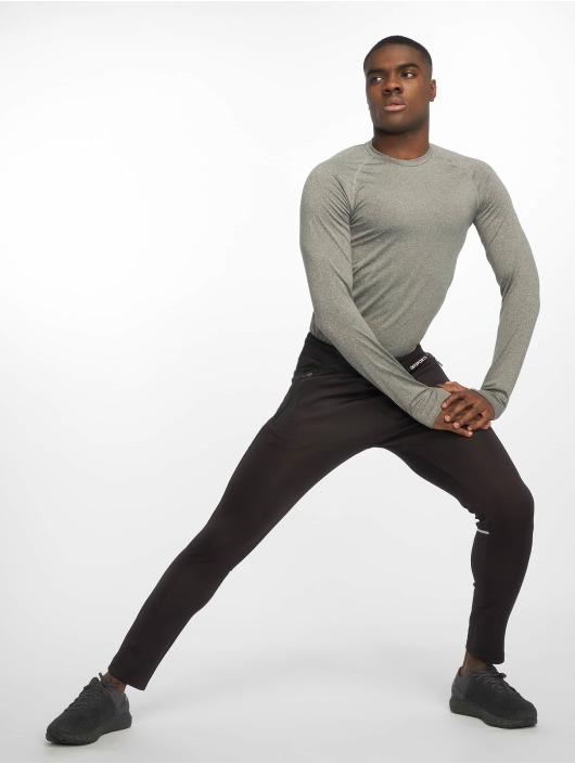 DEF Sports Jogger Pants Sinue èierna