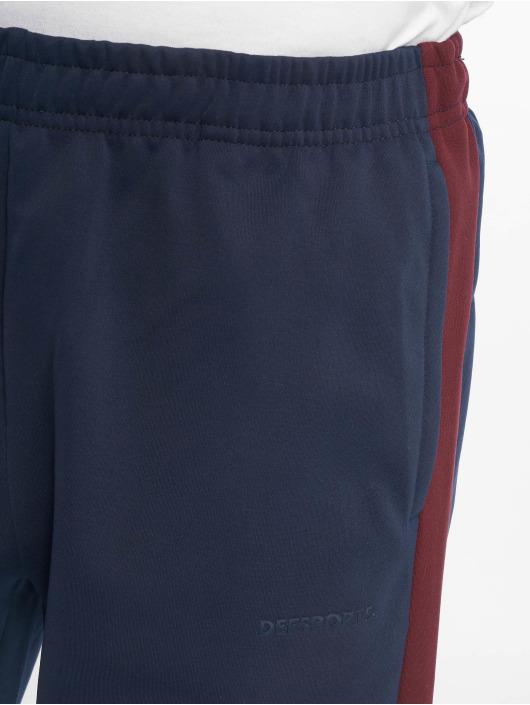 DEF Sports Jogger Pants Kepler blau