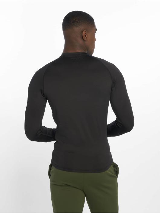 DEF Sports Sport Shirts Eckini zwart