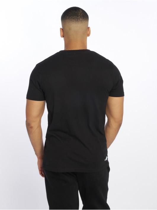 DEF Sports T-paidat Merch musta