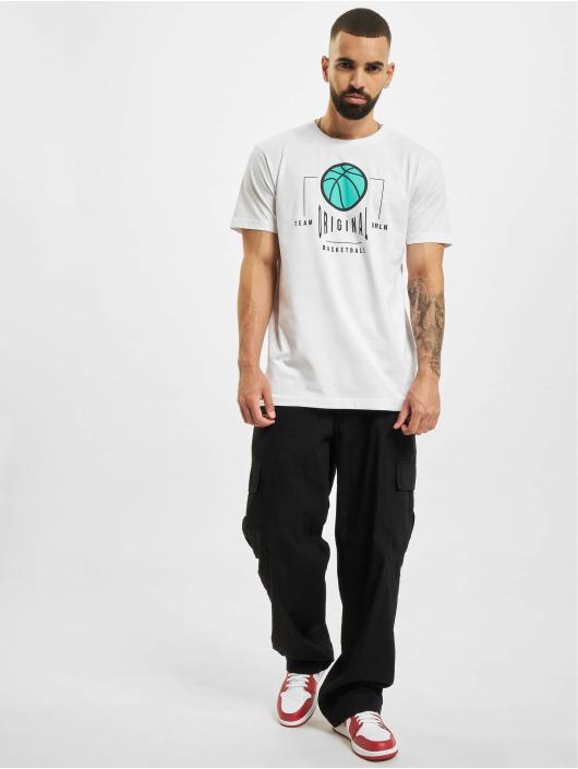 DEF Sports T-paidat Sports valkoinen