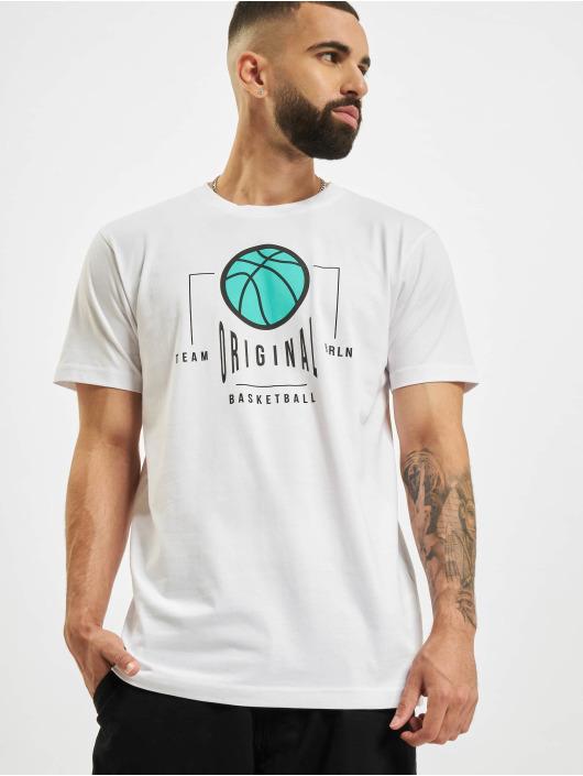 DEF Sports T-Shirt Sports blanc