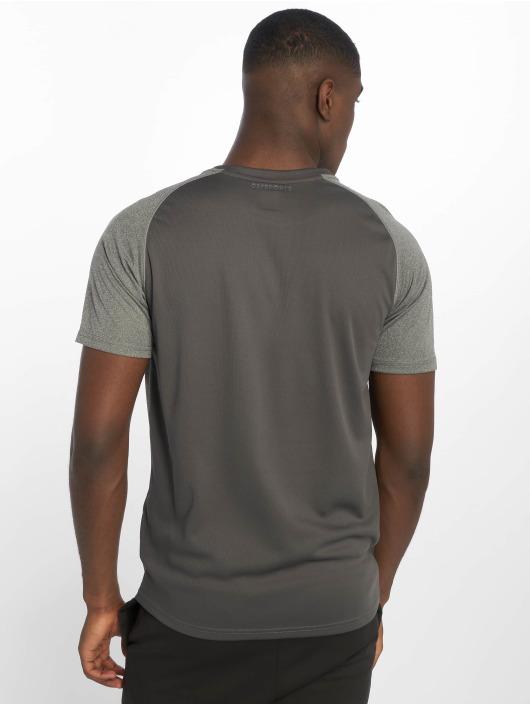 DEF Sports t-shirt Airam grijs