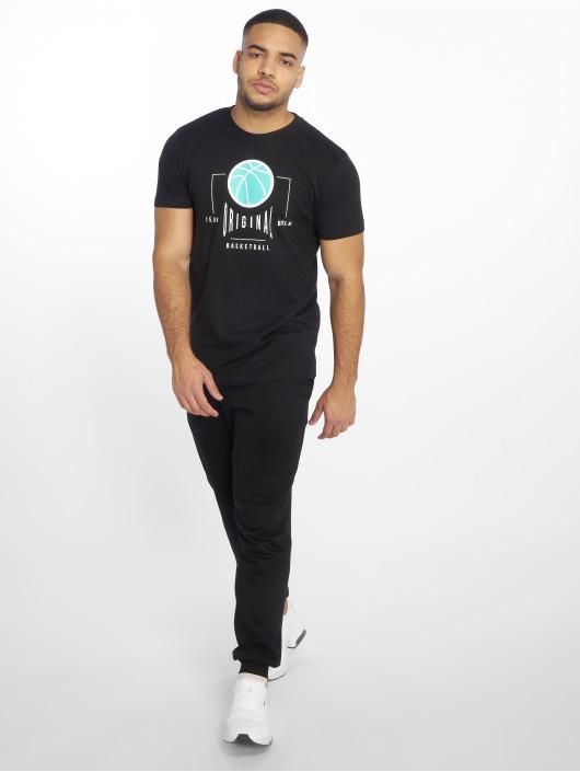 DEF Sports T-Shirt Merch schwarz