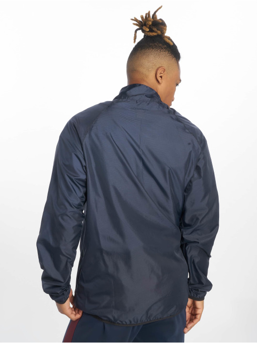 DEF Sports Training Jackets Hughes blue