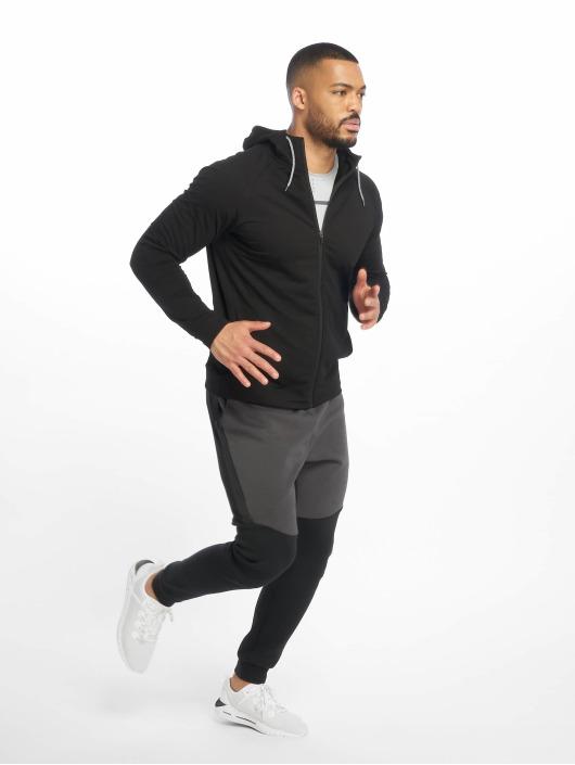 DEF Sports Trainingsjacks Heubel zwart
