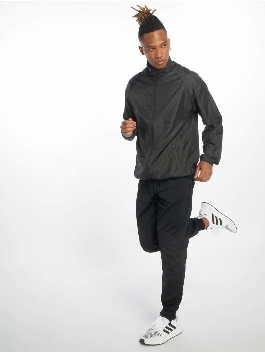 DEF Sports Trainingsjacks Hughes zwart
