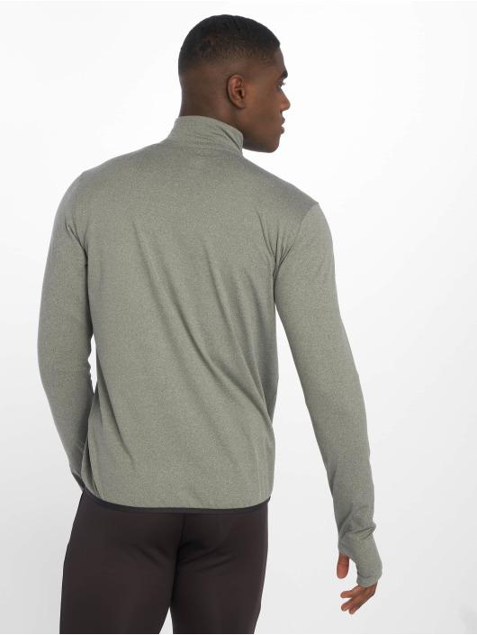 DEF Sports Tričká dlhý rukáv Artlu šedá