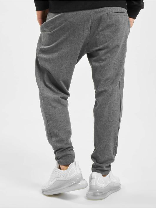 DEF Stoffbukser Fowler grå