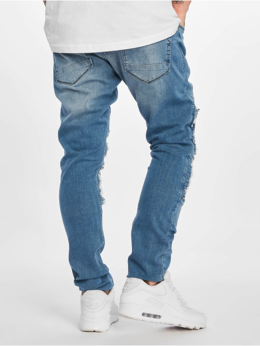 DEF Straight Fit Jeans Straight blå