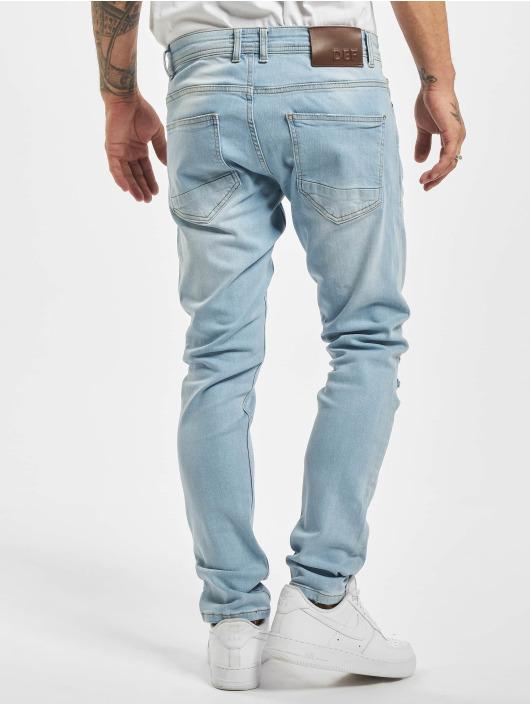 DEF Straight Fit Jeans Jens blå